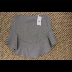 Finders Keepers Wool Skirt